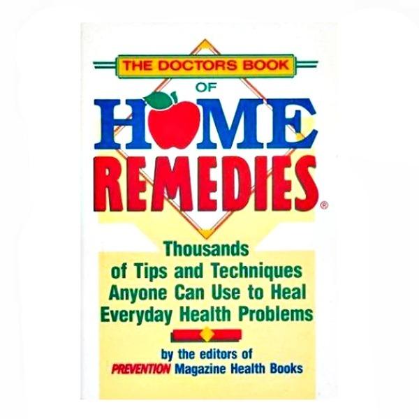 영문도서The Doctors Book of Home Remedies