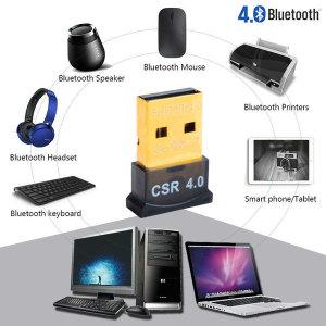 USB 블루투스 4.0 동글이 무선스피커 이어폰 마우스