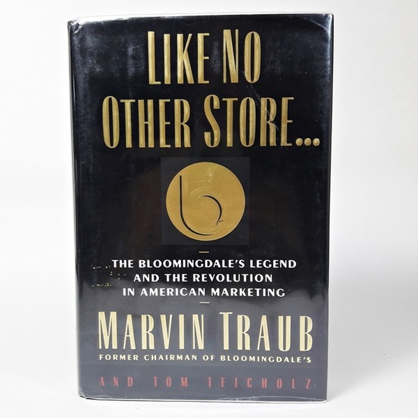 영문도서 Like No Other Store Marvin Traub