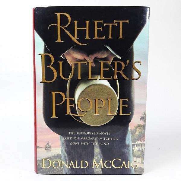 영문소설 Rhett Butlers People