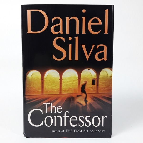 영문소설 the Confessor Daniel Silva (Hardcover)