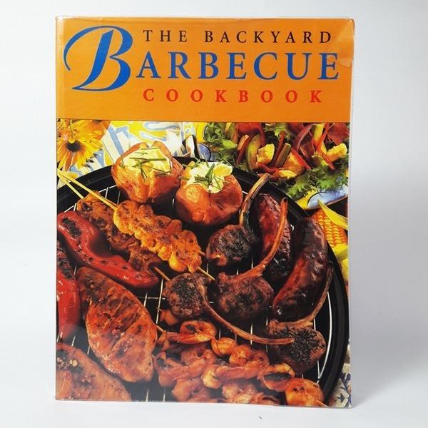 영문도서The Backyard Barbecue Cookbook (Paperback)