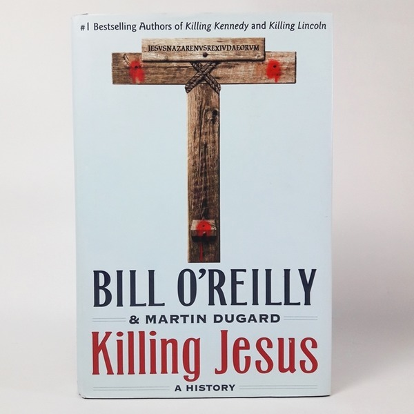 영문도서Killing Jesus (Bill OReillys)