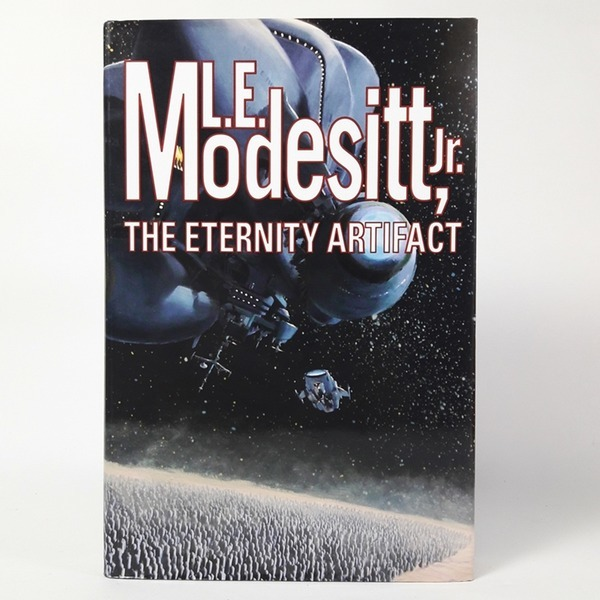 영문도서The Eternity Artifact (Hardcover)