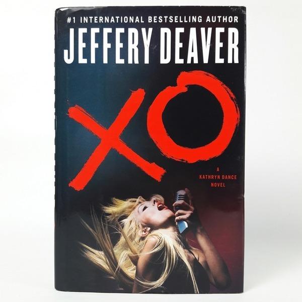 영문소설 XO Jeffery Deaver (Hardcover)