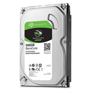 바라쿠다 ST500DM009 500GB 하드디스크 正品