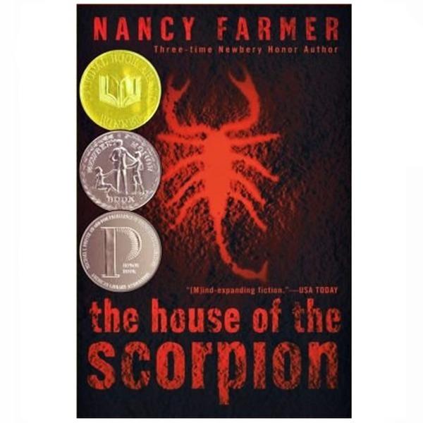 영문소설  The House of the Scorpion