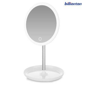 빌리온톤 LED 조명 화장거울 스탠드형