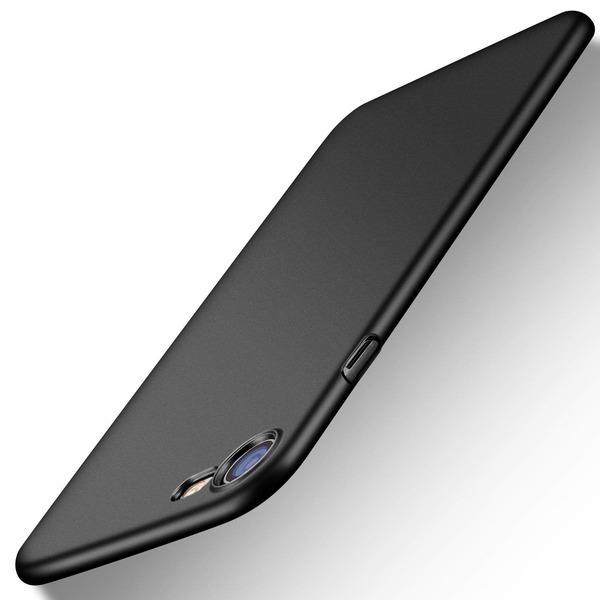 iPhone 7 Case iPhone 8 Case Black TORRAS Slim Fit