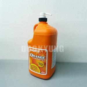 록타이트 핸드크리너 오렌지향  천연성분 대용량