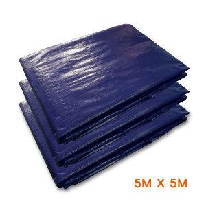 천막 방수천막 방수덮개 방수포 갑바 천막지 5M X 5M