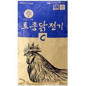 토종닭 전기 20kg (크럼블) / 병아리사료