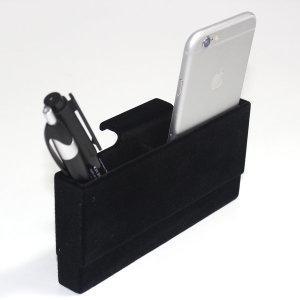 골프7세대 CC 실내 틈새 수납 핸드폰거치대 포켓 폭스