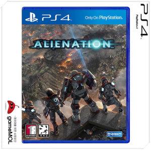 PS4 에일리언네이션 한글판 / 소니공식대리점