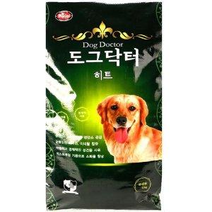 도그닥터 히트 15kg / 강아지사료 애견사료 개사료