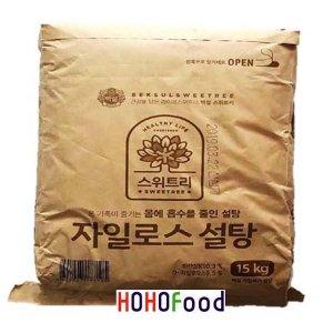 백설 자일로스설탕15kg/ 하얀설탕설탕