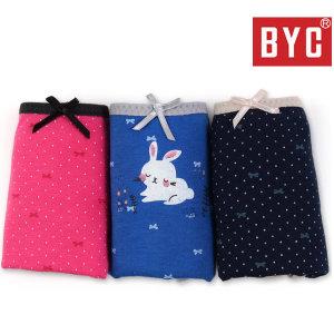 3매7900원 위생팬티/생리/학생/여자/여성/속옷/주니어