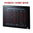 우리엘전자 온도조절기 128메인 (멀티형)