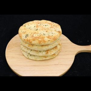 포카치아 빵 6인치10개 해동후 바로 먹는 이탈리아 빵