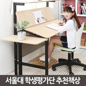 더블데스크S/고급 자작나무합판/서울대학생평가단추천