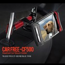 Xtra 차량용 태블릿 휴대폰 헤드레스트 거치대 블랙