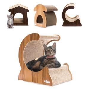 캐토피아 애쉬 스크래쳐/고양이하우스