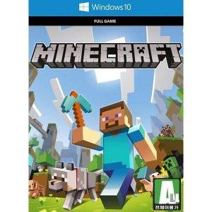PC 마인크래프트 윈도우10 에디션 한글판