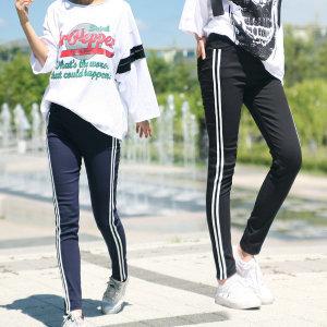 여자 바지 여성팬츠 M~XL 2선 스키니핏 팬츠 OB8703