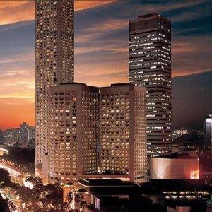 싱가포르호텔 페어몬트 싱가포르