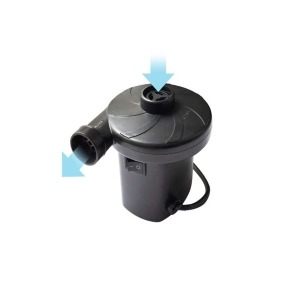 파보니 12V 다용도 에어펌프 에어매트 고무보트 튜브