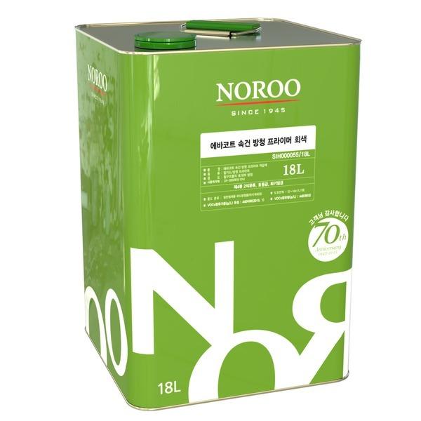 노루페인트 에바코트 녹방지 속건 방청프라이머 18L