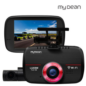 LUX9W(32G)FHD/HD 2채널 WIFI 블랙박스 무상장착서비스