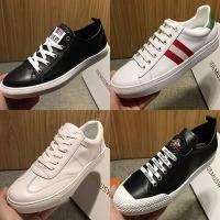 남자 스니커즈 명품 신발 가죽구두 로퍼 흰색 운동화