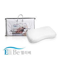 (엘리베) 엘리베 천연라텍스베개 땅콩중형 / 수유쿠션 기능성숙면베개 임산부선물