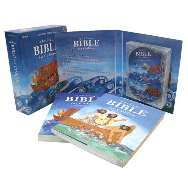Bible for Children 영어 성경 고급 케이스 한정판