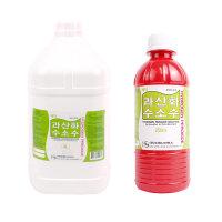 두원 메딕 과산화수소 4L 상처소독 상처 알코올