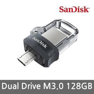샌디스크 울트라 듀얼 OTG USB 128GB m3.0