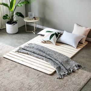 (현대Hmall)아씨방가구 튼튼 원목 접이식 침대깔판 Q