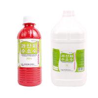 두원 메딕 과산화수소수 4L 상처소독 과산화수소