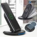 OMT 각도조절 고속 무선 충전기 핸드폰거치대 OWC-FL2
