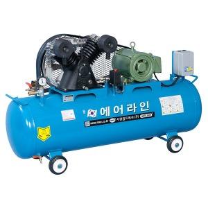 최다판매 서원콤프레샤(에어라인)SP5-150-5HP 150ℓ