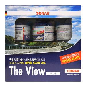 SONAX 소낙스 더뷰 에탄올 워셔액 (1.8L 3입)