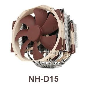 녹투아 업그레이드된 NOCTUA NH-D15 /AM4 소켓지원