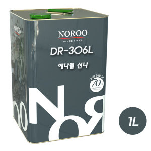 노루페인트 유성페인트 에나멜 신나 DR-306L 1L