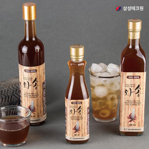 삼성테크원  해동바이오 와송천연발효식초 500ml