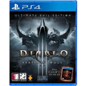 PS4 디아블로3 영혼을 거두는자 대악마판
