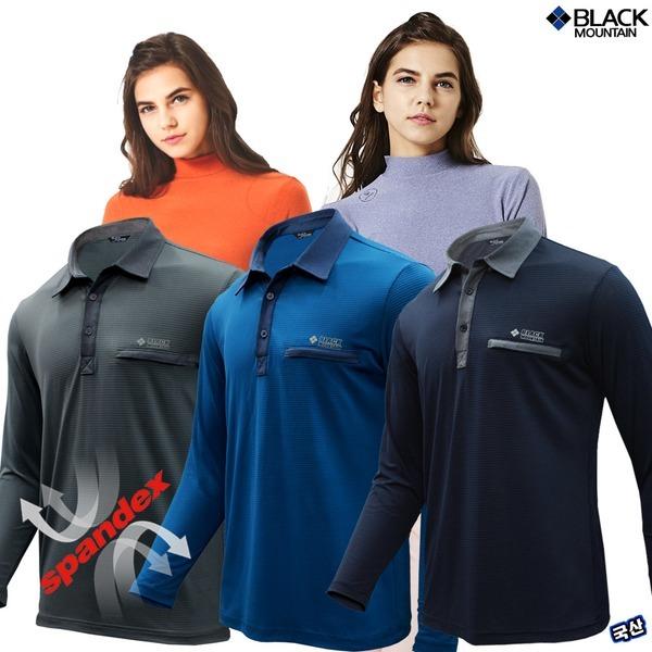블랙마운틴 켈런티셔츠 카라티셔츠 등산티 등산티셔츠