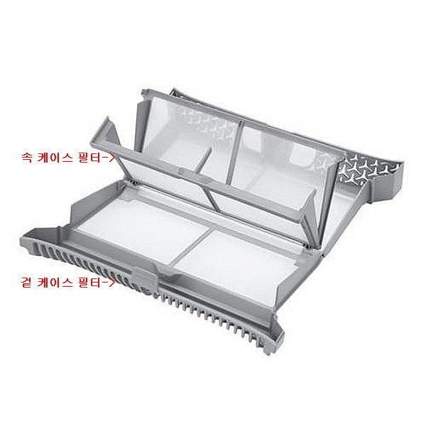 정품 의류 건조기 케이스 필터/사용모델:DV90M53A0QX
