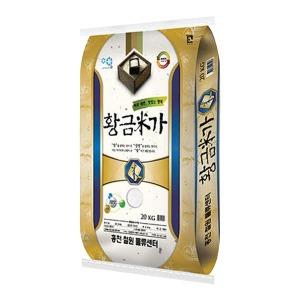 황금미가 쌀 20kg 18년산 (당일도정)