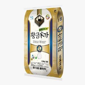 황금미가 쌀 10kg 18년산 당일도정